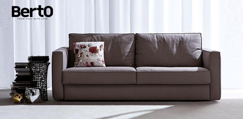Colchones h 18 cm para sofás cama BertO