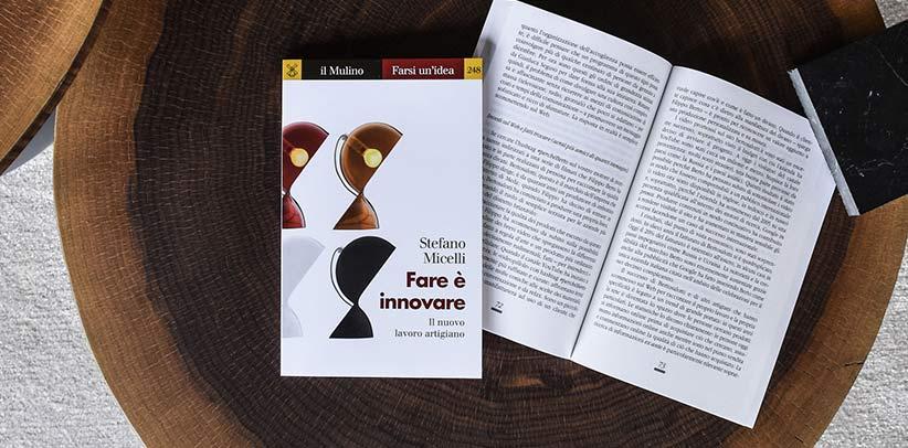 #PorqueBerto en el libro Fare è innovare de Stefano Micelli