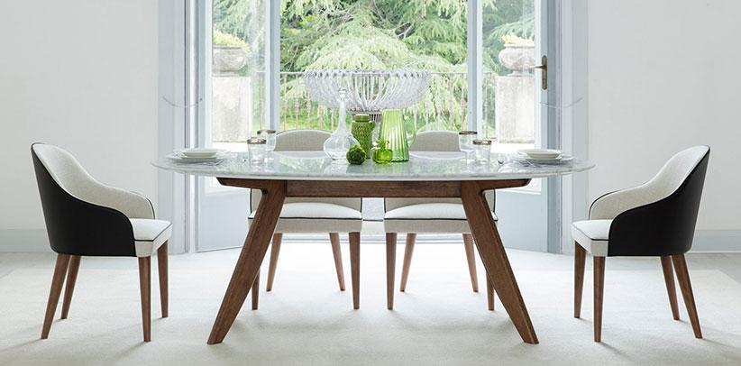 Mesas Ring y sillas Judy