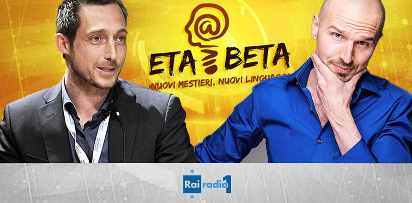 #PorqueBerto  emitido por Radio Rai 1