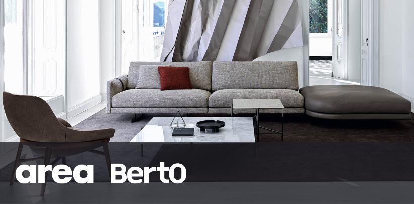 el sofá dee dee de BertO en la web Area.Arch