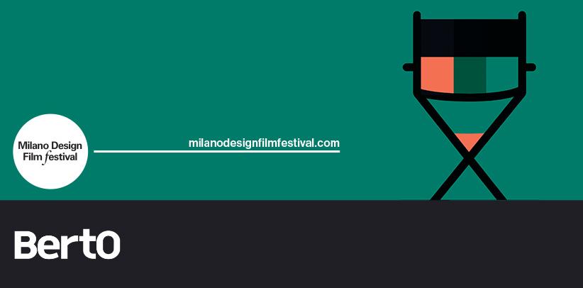BertO patrocinador del milano design film festival 2020