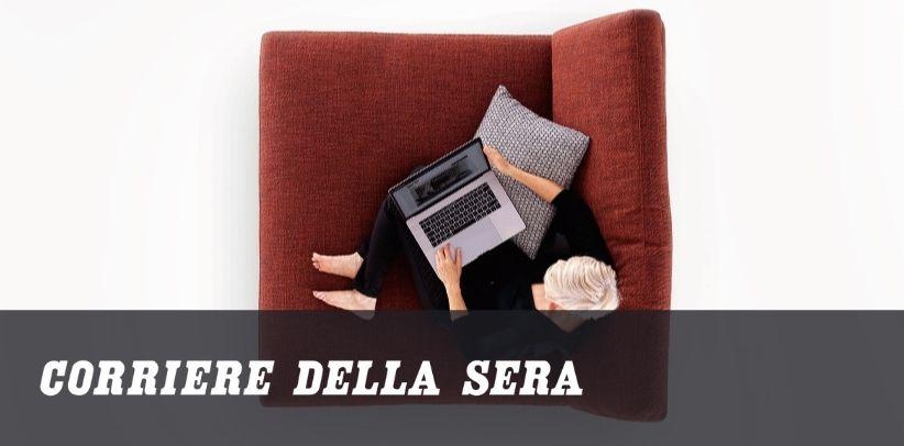 BertO 5% en el Corriere della Sera