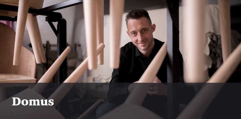 entrevista domus filippo berto dream design made in meda