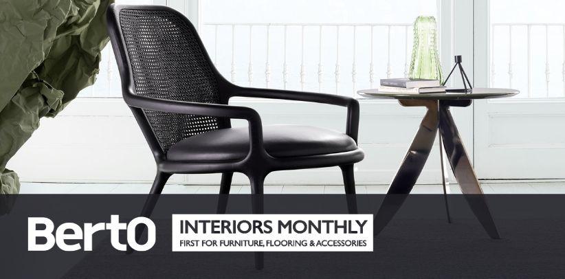 artículo mayo de 2021 de interior monthly: sillón patti