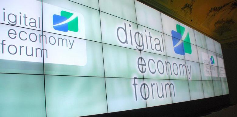 BertO en el foro de economía digital BertO News
