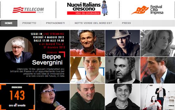 Los nuevos italians están creciendo