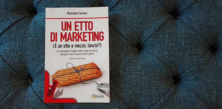una libra de marketing y el caso de estudio de berto salotti en el libro de massimo carraro