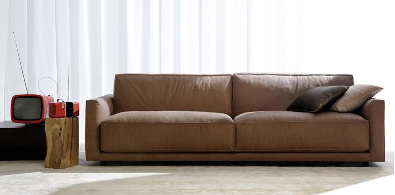 El sofá Ribot, un campeón de la elegancia