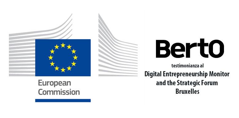 BertO en el Strategic Forum on Digital Entrepreneurship de Bruxelles