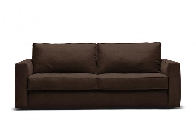 Outlet sof de piel desenfundable berto shop for Rebajas sofas de piel