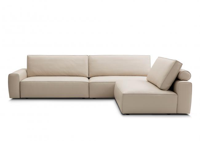 Outlet sof monocasco de piel berto shop for Rebajas sofas de piel