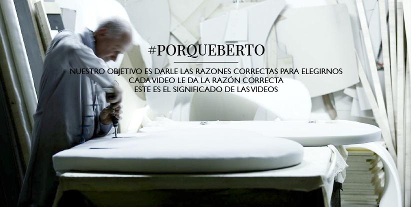 #PORQUEBERTO